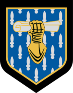 Écusson du Commandement des écoles de la Gendarmerie Nationale (CEGN)