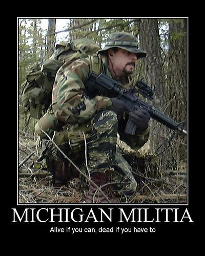 michigan militia
