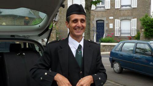 Reun JEZGOU, le breton en kilt