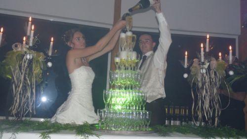 Champagne pour tout le monde