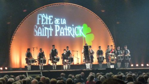 le Scottish Pipe Band « Askol Ha Brug Pipe Band »