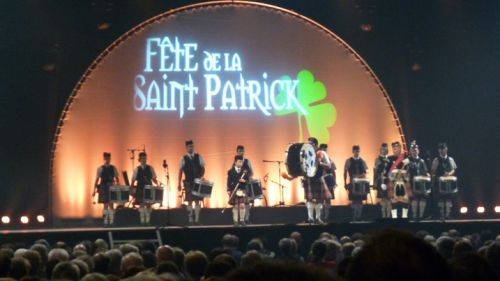 le Scottish Pipe Band « Askol Ha Brug Pipe Band »