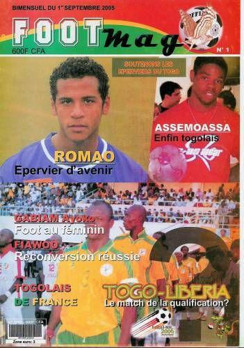 Première apparition d'Alaixys dans les médias togolais.