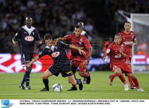 FC Girondins de Bordeaux - GF38 (2009-2010)