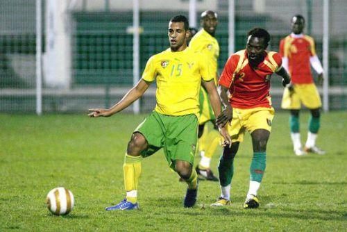 Togo - Guinée (2007)