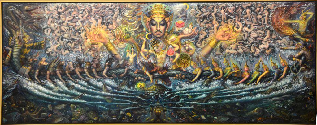 A - MOCA de Bangkok – Museum Of Contemporay Art (2/2) - merveilleuse Chiang-Maï