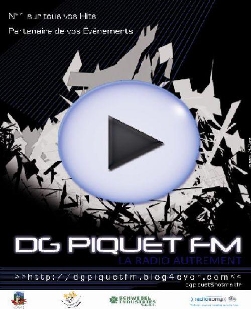 DG PIQUET FM 1er sur tous tes Hits !!!!