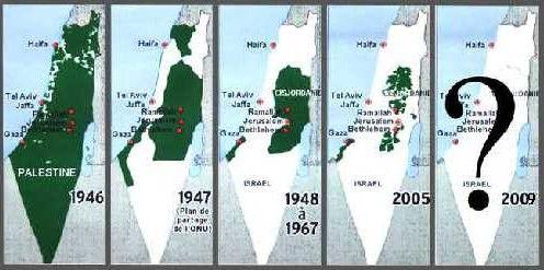 question palestinienne dissertation