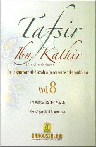 tafsir ibn kathir edition darussalam volume 1, 2, 5, 6, 7, 8, 9, 10 dans 1- Tous nos LIVRES artimage_364048_2944429_20100922534065