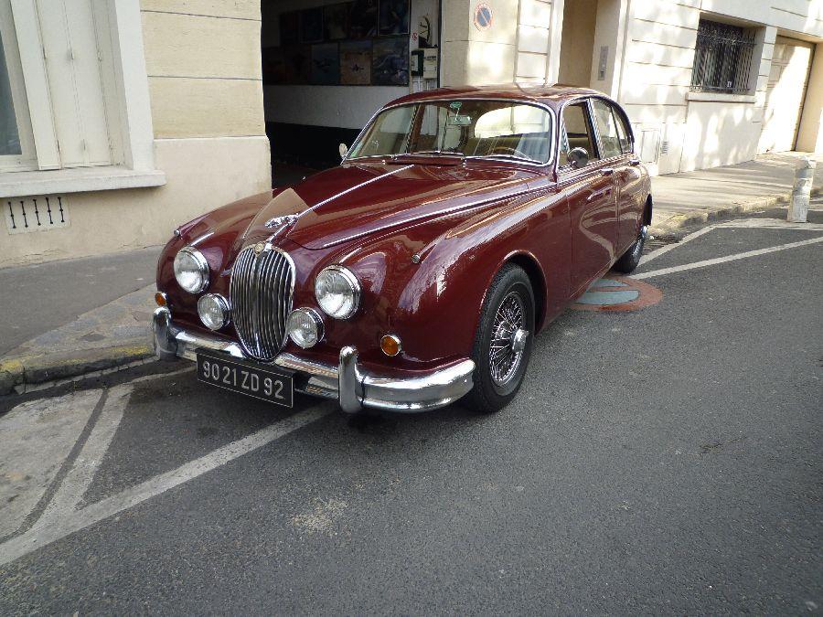 jaguar mk2 3 8l voitures de luxe anglaises. Black Bedroom Furniture Sets. Home Design Ideas