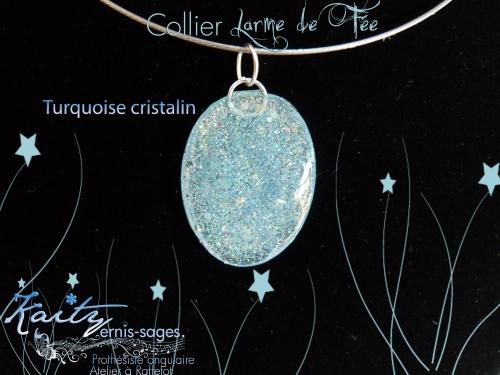 collier turquoise cristalin larme de fée le 2.JPEG