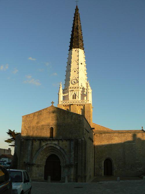 Eglise d'Ars en Ré