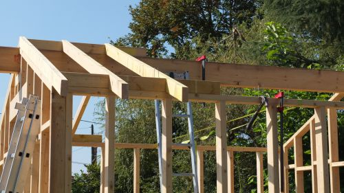Doutes sur la construction de mon chalet en ossature bois for Lisse haute ossature bois