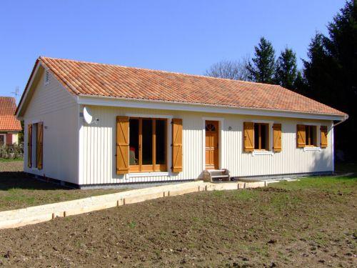 Pose de volets battants en bois Autoconstruction maison en ossature  # Comment Poser Des Volets Battants Bois