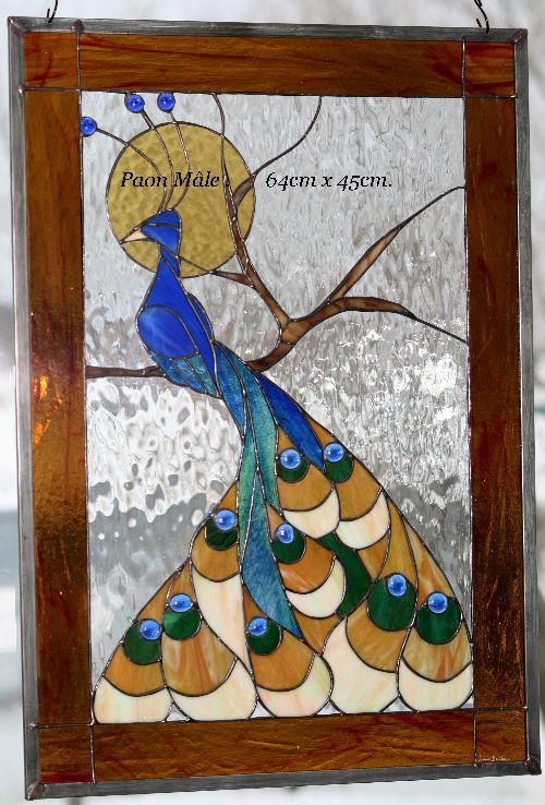 Gratuit Related Keywords & Suggestions  Faux Vitrail Modele Gratuit ~ Peinture Sur Bois Patrons Gratuits