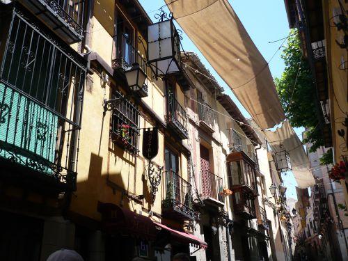rues du quartier juif barcelone