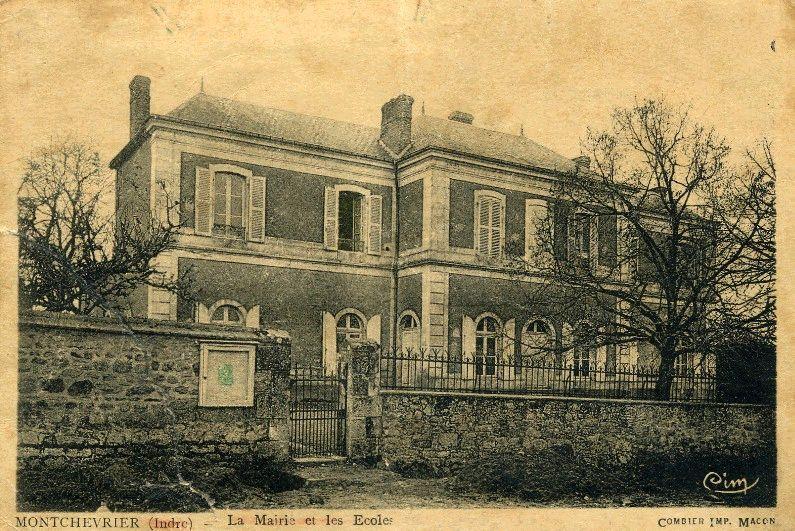La mairie en 1949