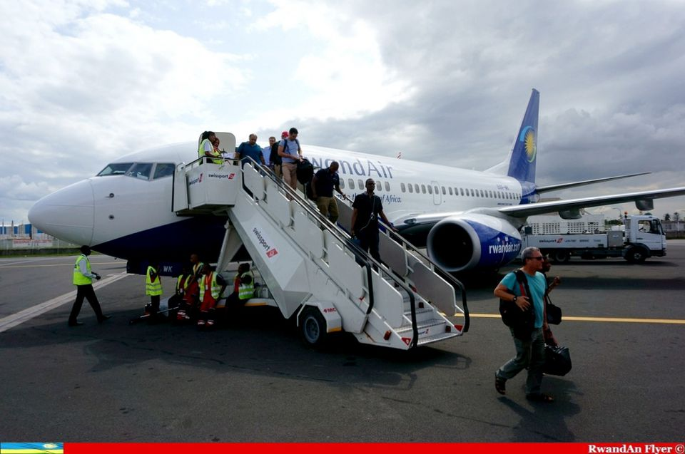 Rwanda Aviation and Tourism News,