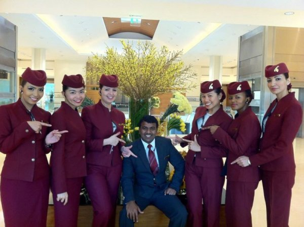 Rwandan woman nominated among the best Qatar Airways employees ...