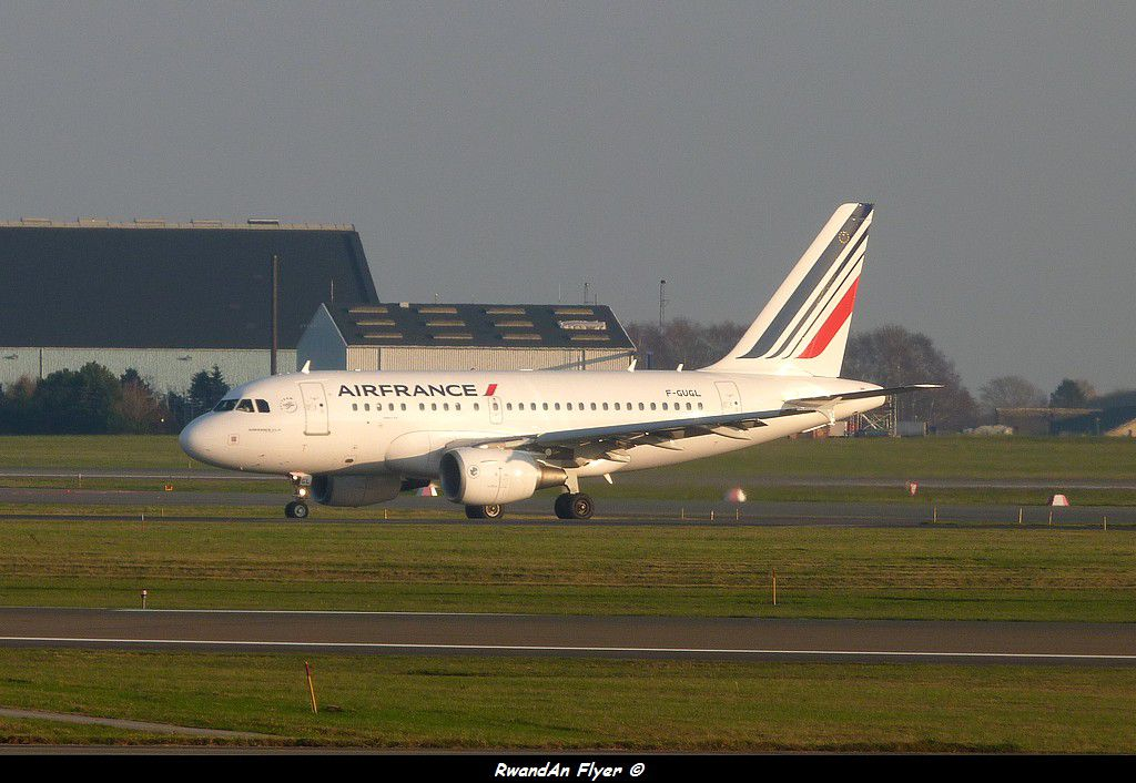 Air France adds code share on the Amsterdam - Rwanda flights ...