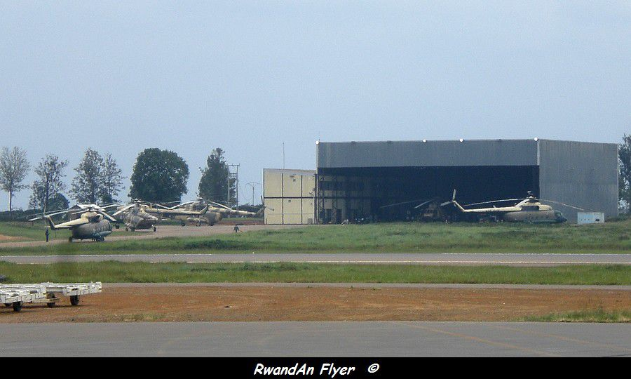 Rwanda Air Force - Rwanda Aviation and Tourism News,