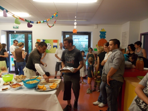 Activite rencontre de parents