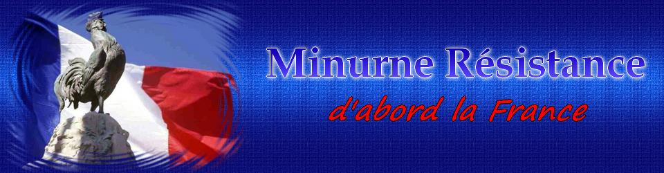 MINURNE - RESISTANCE