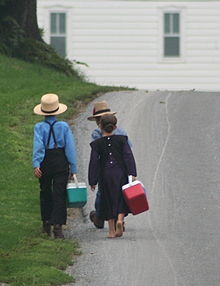 220px-Amish_On_the_way_to_school_by_Gadjoboy2.jpg