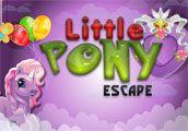 JEU gratuit cheval Libère le Petit Poney + solution ! Little Pony ESCAPE free horse GAME