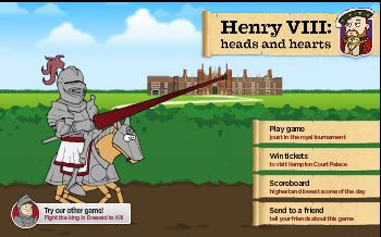 Jeu cheval gratuit HENRY VIII, HEADS AND HEARTS free horse Game