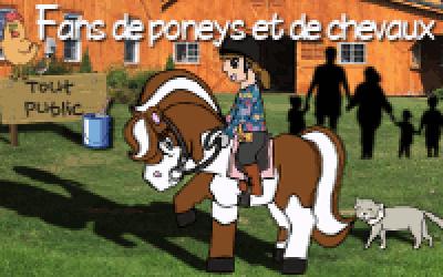 Le blog de Fanny, fan de poneys et chevaux