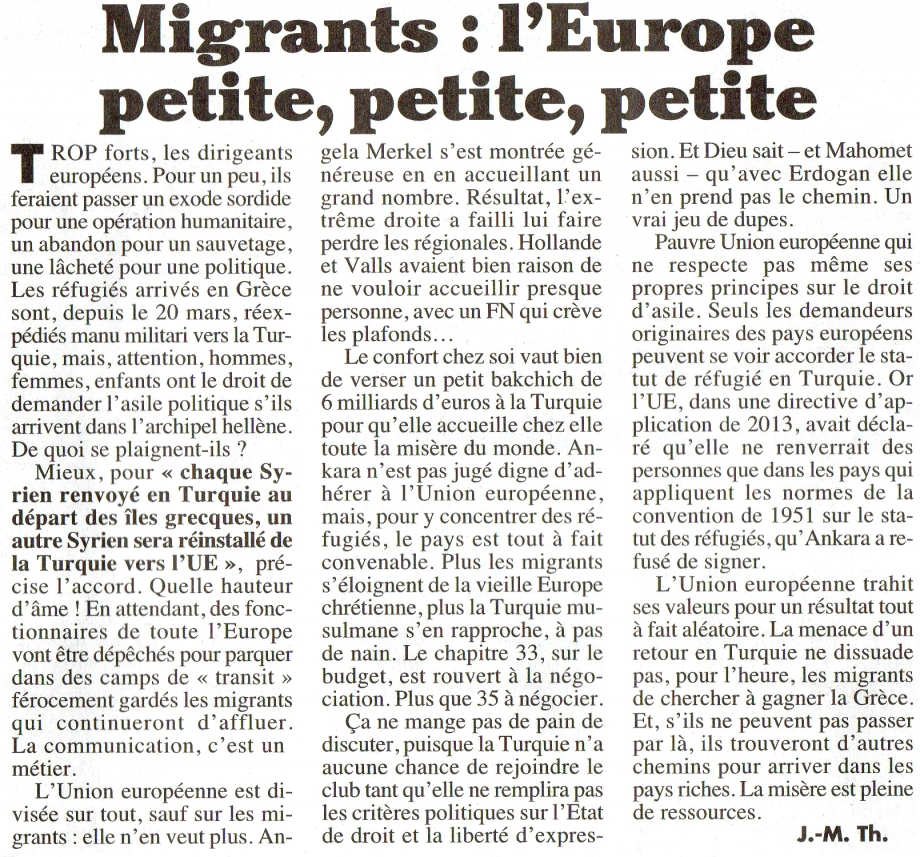 Migrants l'Europe petite petite petite.jpg