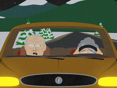 South Park Rencontre Du Troisième Âge Kawoa