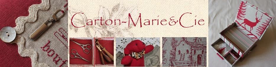 Carton Marie