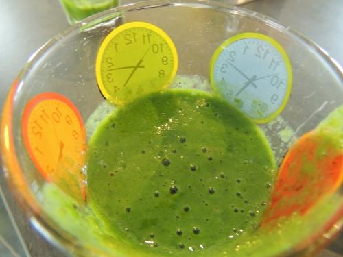 smoothie vert matinal.JPG