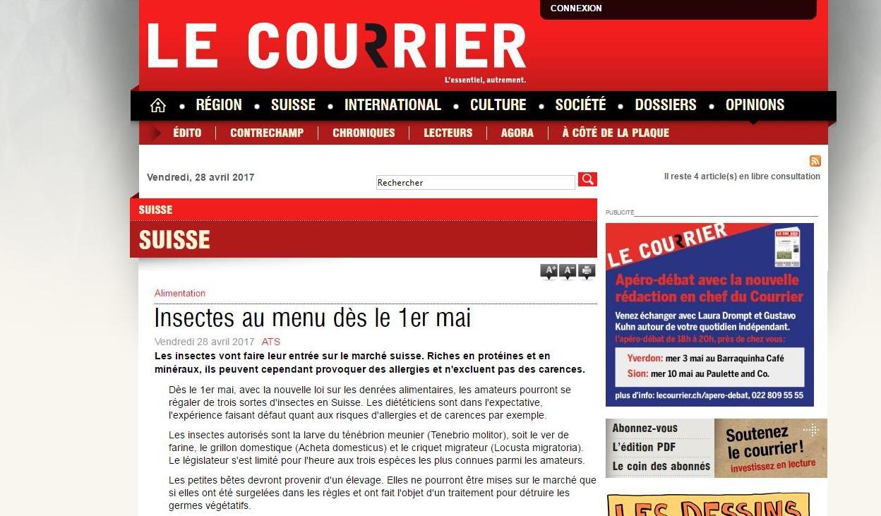 article le courrier Suisse.jpg