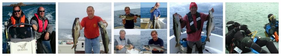 Pêche du bar et lieu-ligne de traîne crimbars