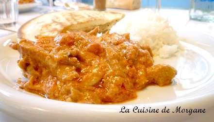 Poulet Tikka Masala La Cuisine De Morgane - Cuisine indienne poulet tandoori