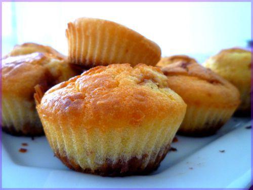 muffins au chocolat au lait milka la cuisine de morgane. Black Bedroom Furniture Sets. Home Design Ideas