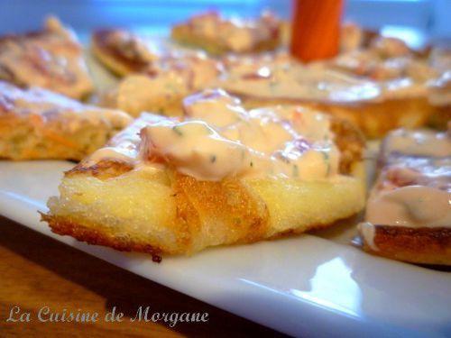 Blinis maison la cuisine de morgane for La cuisine de morgane