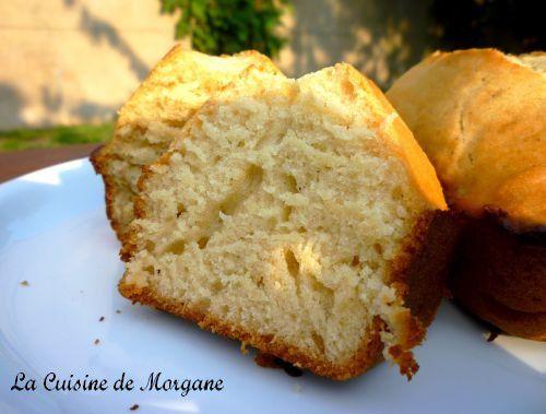Cake Pomme Poire Noix