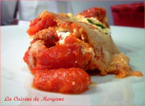 Cannellonis au bruccio la cuisine de morgane for La cuisine de morgane