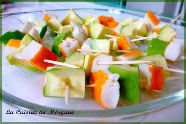 Aperitif la cuisine de morgane for La cuisine de morgane