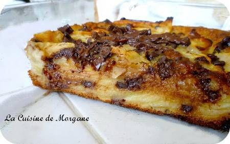 Cake Poires Et Pepites Chocolat