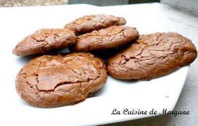Les outrageous cookies la cuisine de morgane for La cuisine de morgane