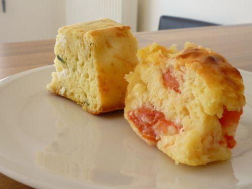 Cake Tomates Cerises Surimi