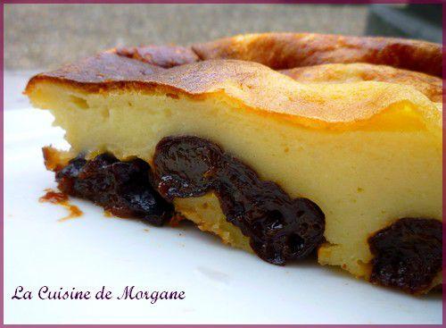 Far breton aux pruneaux la cuisine de morgane for La cuisine de morgane