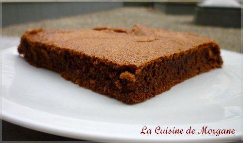 Gateau au chocolat de notre enfance la cuisine de morgane for La cuisine de morgane