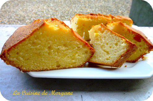 Le cake au citron de pierre herm la cuisine de morgane for La cuisine de morgane