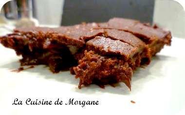 La truffe g ante au chocolat la cuisine de morgane for La cuisine de morgane